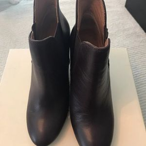 Coach Shoes - Coach wedge ankle boots